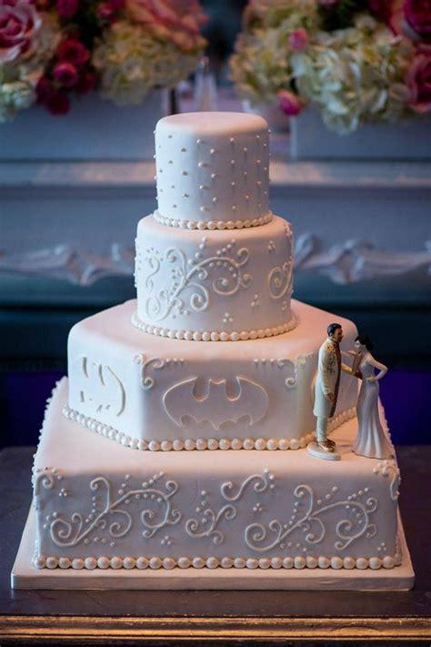 batman wedding cake nerd nuptials pinterest wedding