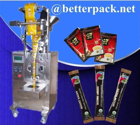 instant coffee packing machine    coffee packaging machine  beta packaging machinery
