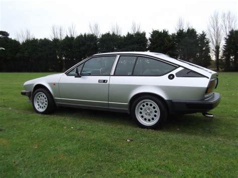 1982 Alfa Romeo Alfetta Gtv6 3.0