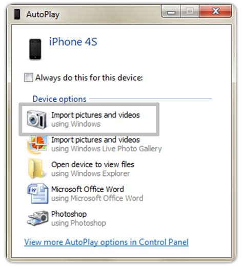 import photos from iphone to pc iphone backup extractor free 4 free ways to transfer