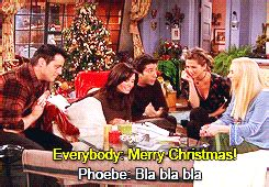 best f r i e n d s holiday episodes her cus