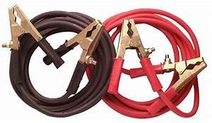 Cable Pour Batterie : cable de demarrage de batterie voiture 35 mm pince en bronze ~ Melissatoandfro.com Idées de Décoration