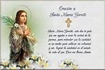 Testimonios para Crecer: Oración a Santa María Goretti