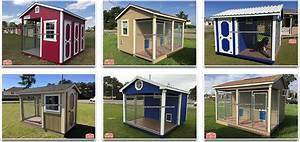 custom dog house and dog kennel mega storage sheds With storage shed dog house