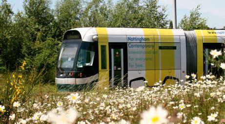 vinci consortium  start  nottingham tram extensions