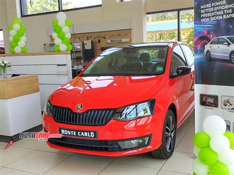 From latin rapidus, from rapere 'take by force'. Skoda Rapid BS6 petrol automatic bookings open at Rs 25,000