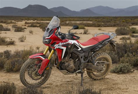 ride review 2016 africa crf1000l motorcyclist