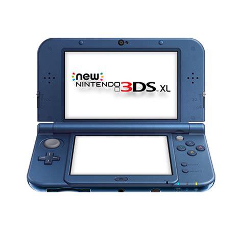 3d Ds Console by Farbpalette Nintendo 3ds Familie Nintendo