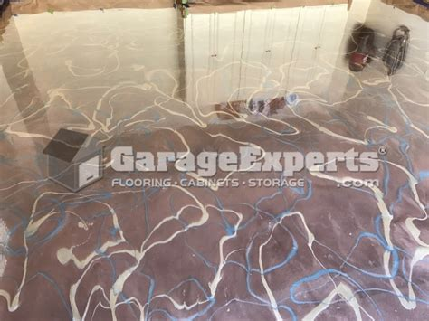 epoxy flooring dallas tx recent work garageexperts of north dallas