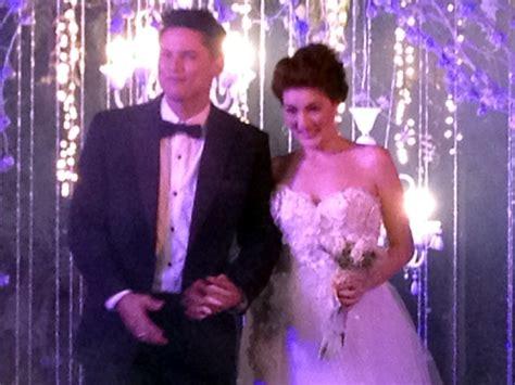 Carmina Ties Knot With Zoren In Surprise Wedding