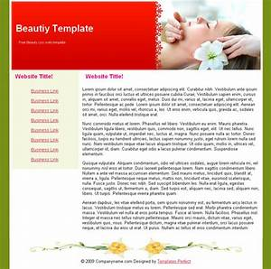 free beauty spa blog template templates perfect With free beauty blog templates