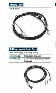 2017 Suzuki Df300 Battery Wiring