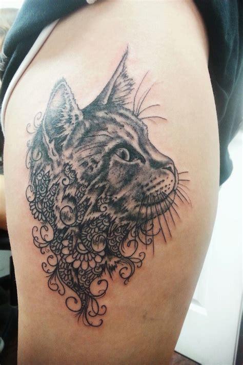 tatuajes de gatos  todo amante de los felinos amara