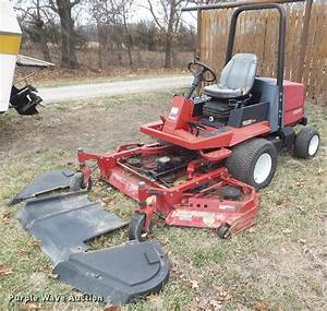 Toro Groundsmaster Mower Deck Parts