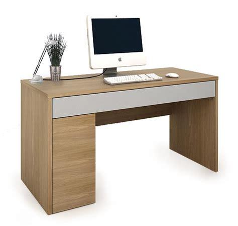 Colorado Oak Computer Desk