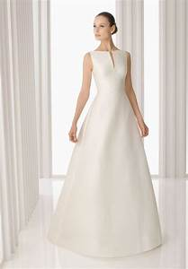 simple a line wedding dress elegant sophisticated and With wedding dress simple
