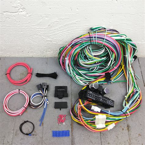 1972 Monte Carlo Wiring Harnes by 1970 1972 Chevrolet Monte Carlo Wire Harness Upgrade Kit