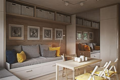 3 Types of Tiny Home Designs which arranged with simple