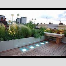 16 Rooftop Garden Design Ideas  Youtube