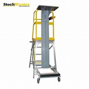 Stockmaster  Stockmaster Lift Truck  Manual