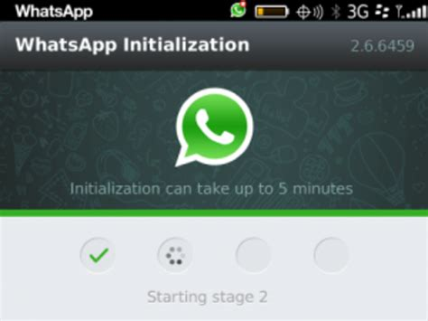 whatsapp messenger para blackberry descargar