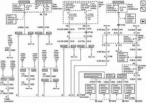 2003 Chevy 3500 Tail Light Wiring Diagram