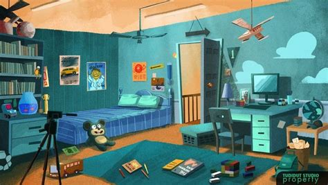 Animation Background On Behance