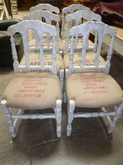 set   painted antique oak dining chairs antiques atlas