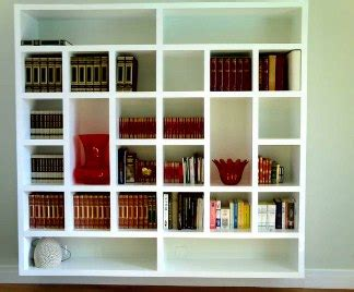 Costruire Una Libreria In Cartongesso by Librerie In Cartongesso