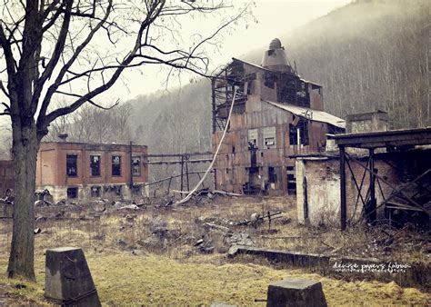 Old Cass Foundry   For Adjectives101: abandoned The old ...