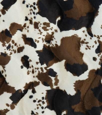 Cow Fabric Velvet Hide Animal Printing Dzd