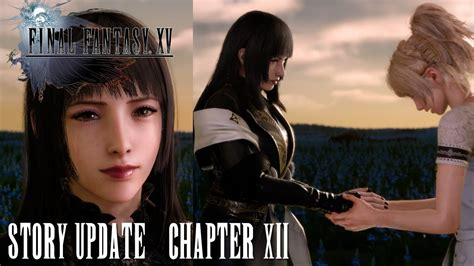 final fantasy xv story update chapter  shiva  ifrit