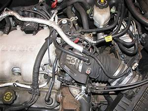 The Original Mechanic  3 1l Engine  Gm   Replacing Intake