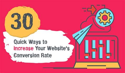Quick Ways Increase Your Website Conversion Rate