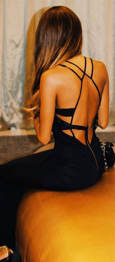 Sexy Backless Dresses For Evening Parties