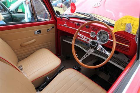 vw bug interior classic volkswagen beetle interior