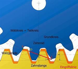 Profilverschiebung Berechnen : zahnstange maschinenbau physik ~ Themetempest.com Abrechnung