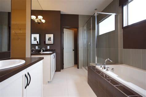 Modern Brown Bathroom Ideas by 23 Brown Bathroom Designs Decorating Ideas Design