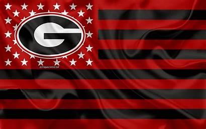 Georgia Bulldogs Football Flag American Team Ncaa