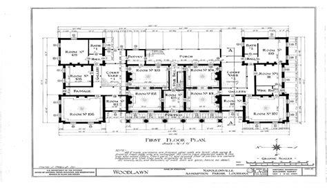 plantation floor plans historic plantation floor plans grove plantation