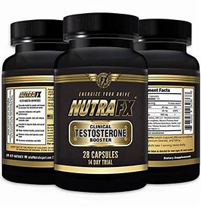 Natural Testosterone Booster Supplement 690mg