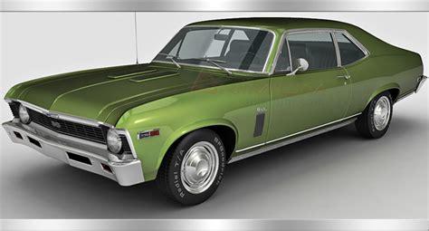 Chevrolet Model by Chevrolet Ss 3d Model Animium 3d Models