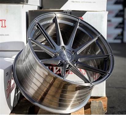 Vertini Wheels Titanium Rf1 Brushed Bronze 20x11