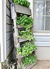 Garden Styling with Pallet Vertical Planter | Wooden pallet planter vertical garden