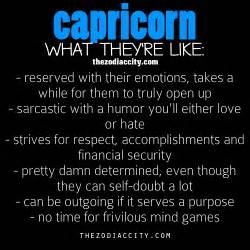 capricorns quotes like success