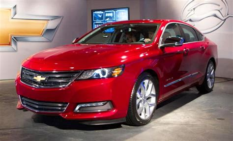 2019 Chevrolet Impala Review And Redesign  Acura Suggestions