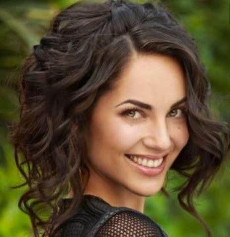 Hispanics With Hair by Haircuts For Hispanic Curly Hair Haircuts Models Ideas