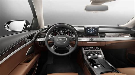 Audi A8 2015 Interior by 2015 Audi A8 L W12 Exclusive Concept New Photos