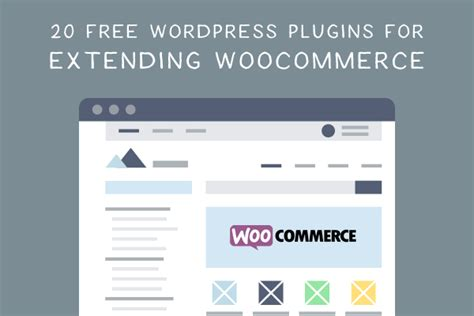 Top 20 Free Woocommerce Plugins For Wordpress