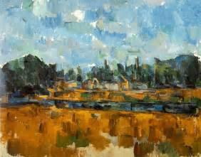 Cezanne Peintre by Bords D Une Rivi 232 Re Paul C 233 Zanne